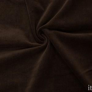 Велюр стрейч 350 г/м2, цвет коричневый (8906)
