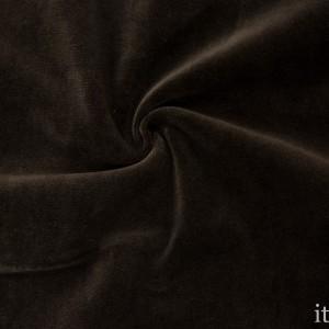 Бархат стрейч 370 г/м2, цвет коричневый (8914)