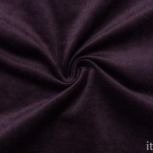 Велюр стрейч 300 г/м2, цвет фиолетовый (8920)