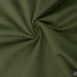 Костюмная ткань с ворсом 8933 цвет зеленый