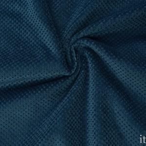 Велюр фактурный 8857 цвет бирюзовый