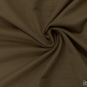 Трикотажная замша 8954 цвет коричневый