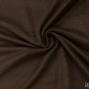 Трикотажная замша 230 г/м2, цвет коричневый (8953)