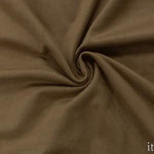 Трикотажная замша 230 г/м2, цвет коричневый (8950)