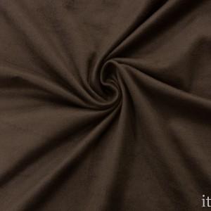 Трикотажная замша 280 г/м2, цвет коричневый (8948)