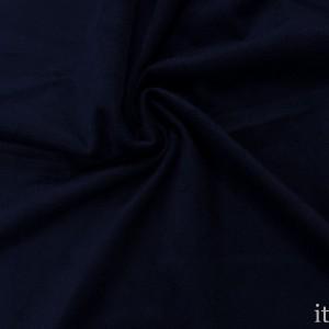 Трикотажная замша 8943 цвет синий